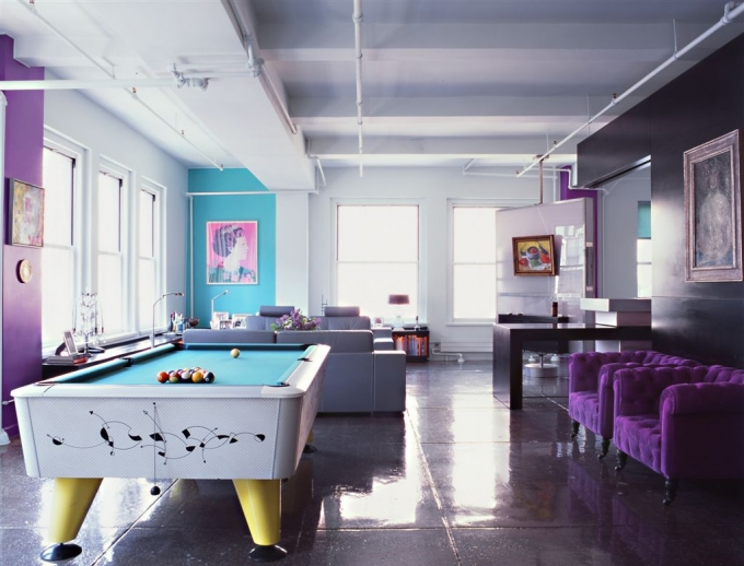 Garment District Loft — New York, United States