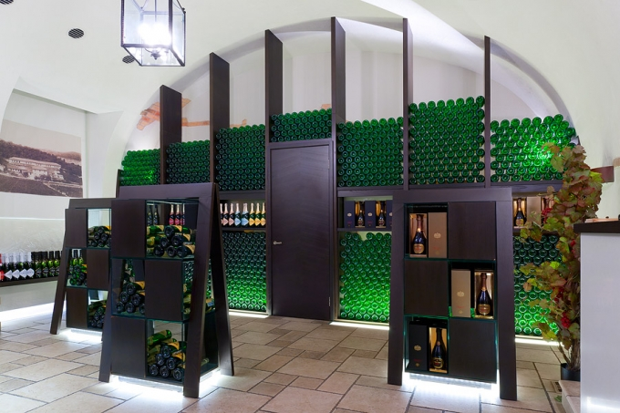 Wine Show Room — Moscow, Russia