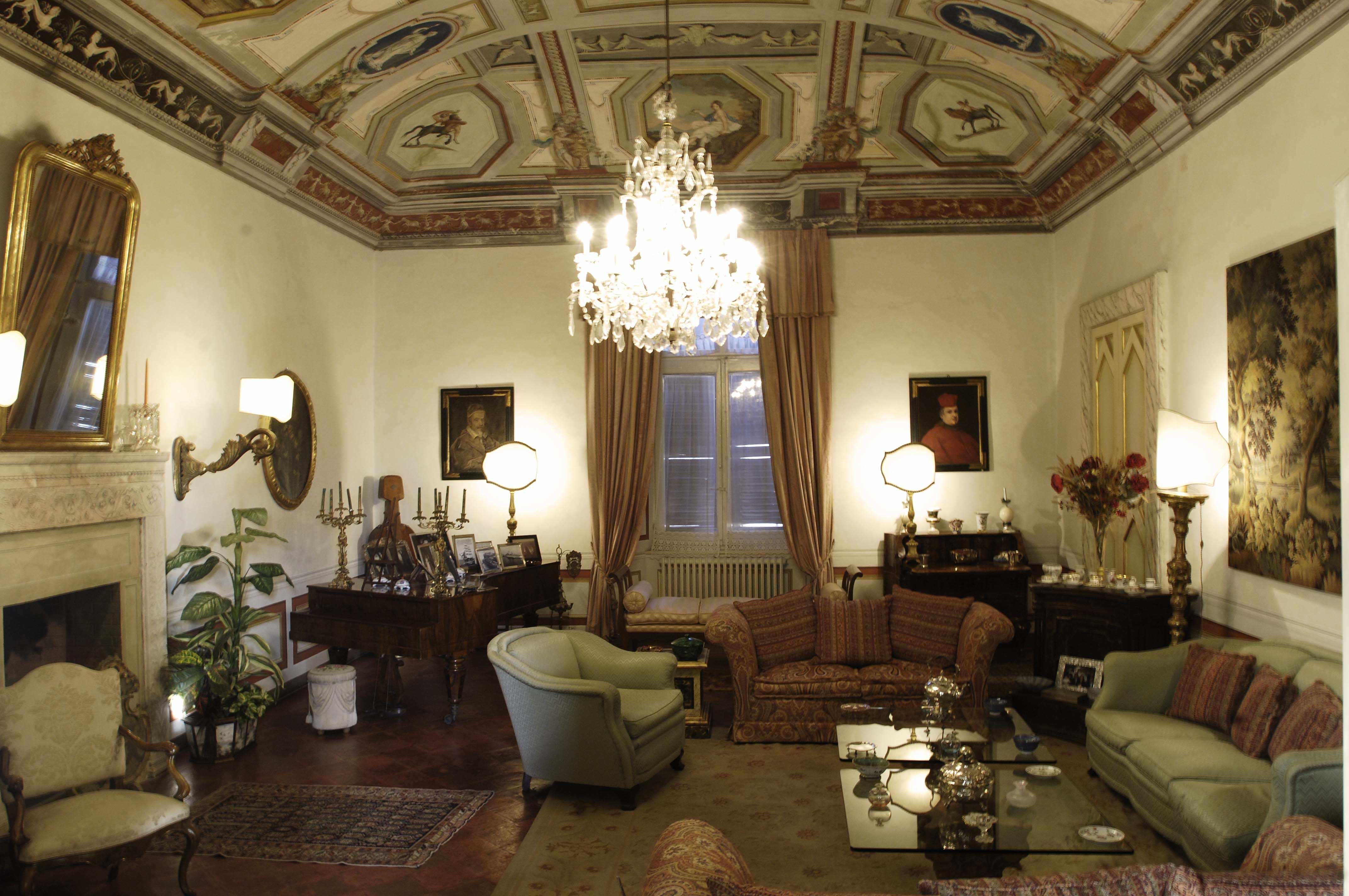 Historic Palace – Recanati, Italy