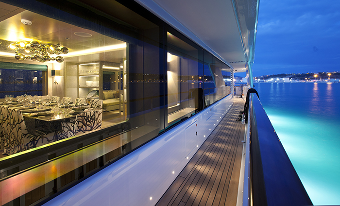 50 meter Super Yacht