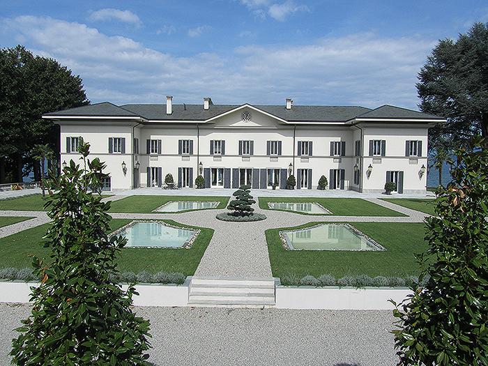 Sumptious Historic Estate – Lago Maggiore, Italy