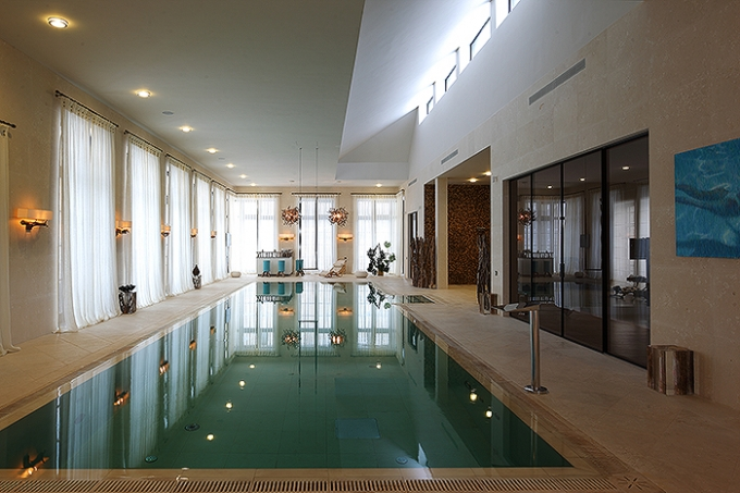 Villa in Jukovka XXI – Moscow, Russia