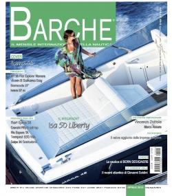 Barche COVER aprile 2012