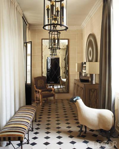 Elena ubiquo design for Paris home decorations